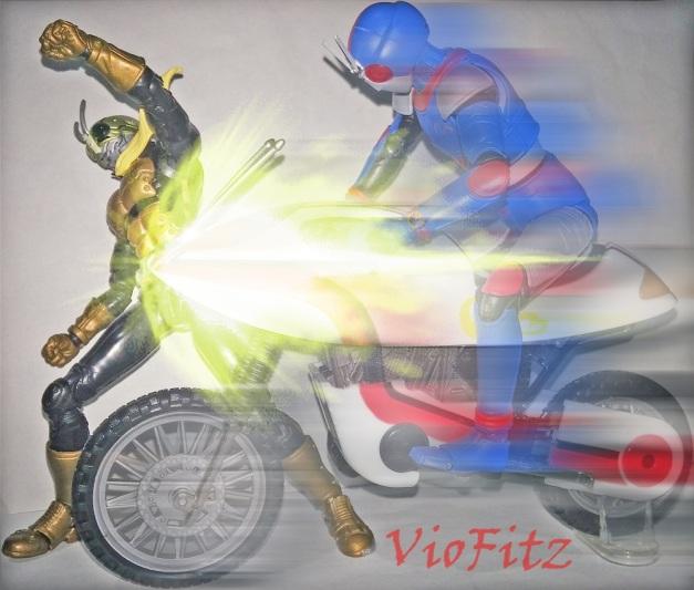 Shocker Rider: