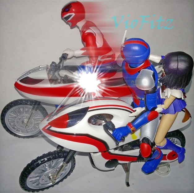 Red Ranger: