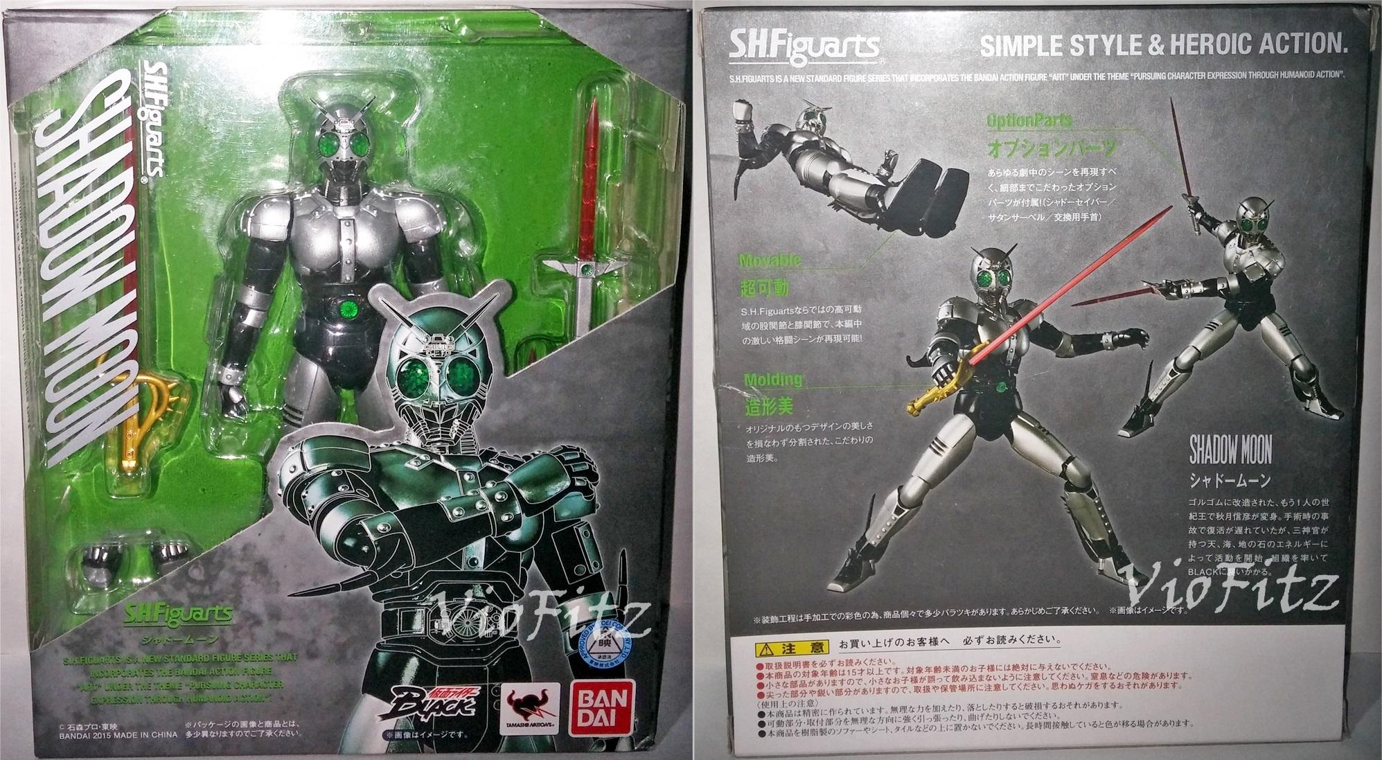 Kamen Rider Black RX   VioFitz   Page 3