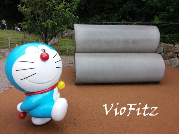 The Field of Doraemon's series