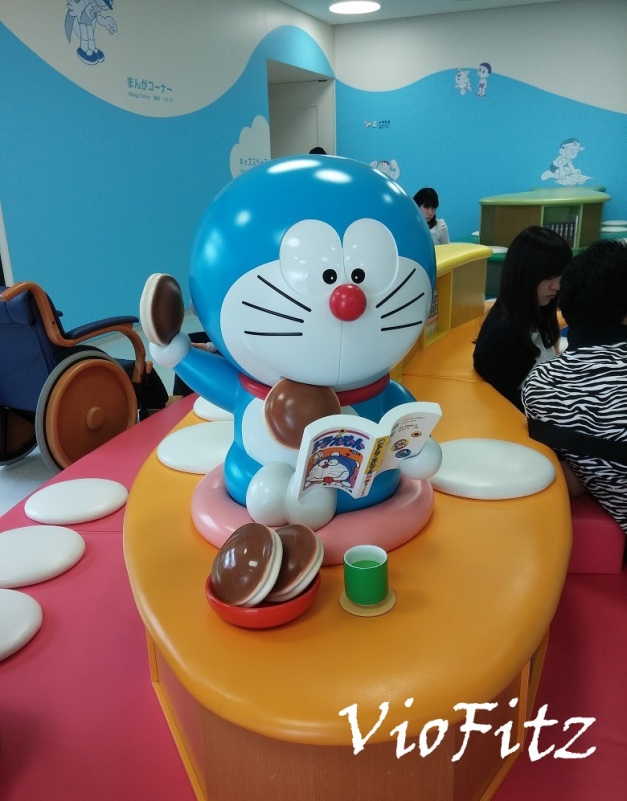 Statue of Doraemon
