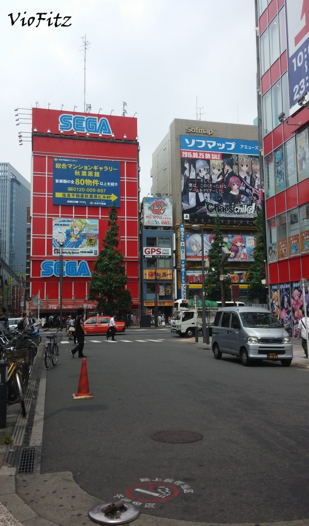 Akihabara!!