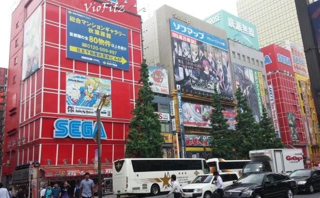 View on Akihabara