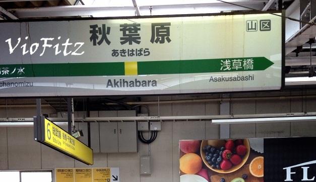 Akihabara Station Access