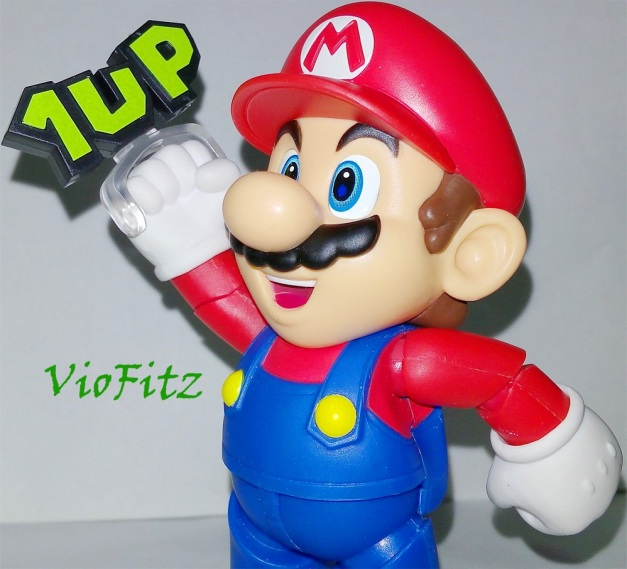 That's 1UP Bonus for you!