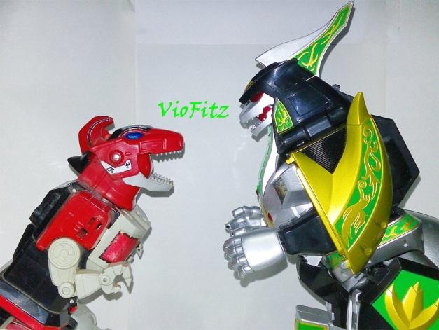 "Dragon Ranger: ""ONORE GEKI!!"""