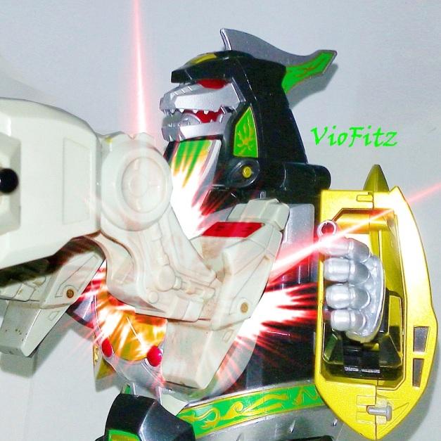 """Dragon Ranger: """"GRRRAAAAAHHH...."""""""