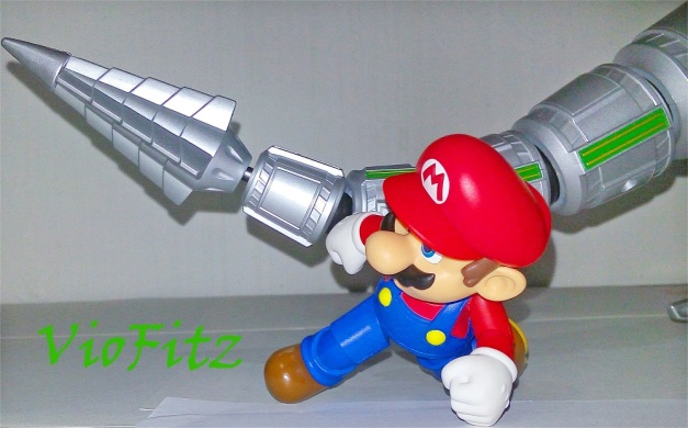 "Mario: ""You don't know what you're doing!!"""