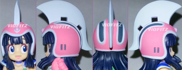 Head Sculpt with helmet