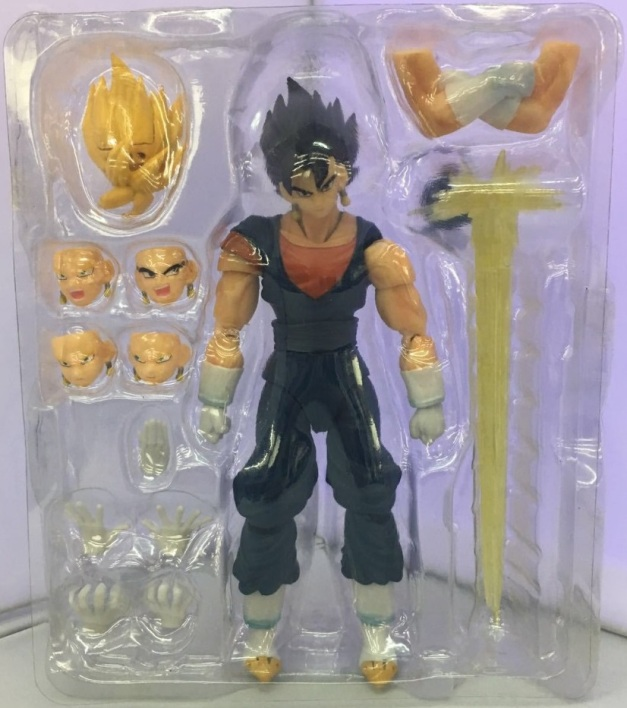 Bootleg Vegetto Accessories