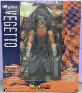 Bootleg Vegetto Box
