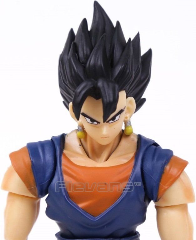 Bootleg Vegetto Head Sculpt