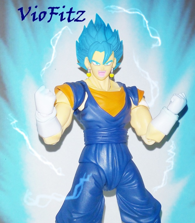 Super Saiya-jin God Super Saiya-jin Vegetto!!