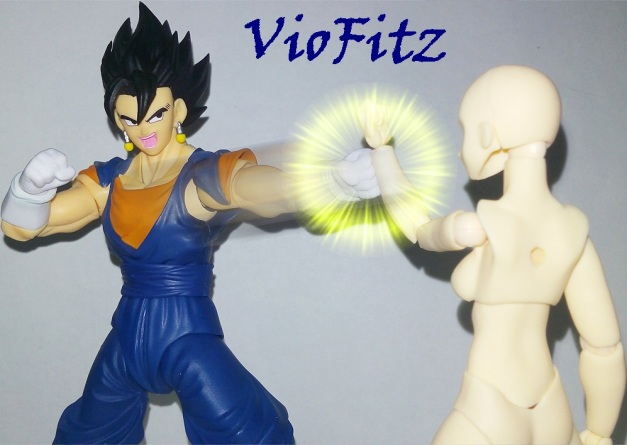 "Vegetto: ""Are you sure about that?!"""