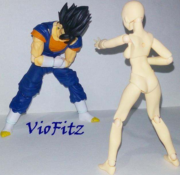 "Vegetto: ""Ughhh...."""