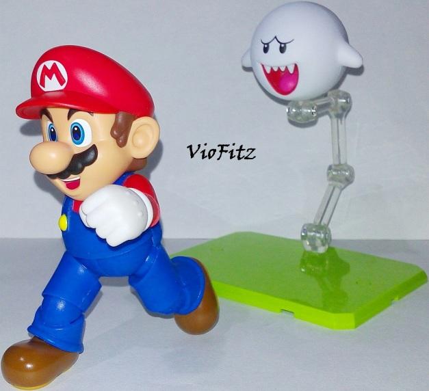 """Mario: """"Uh'oh!"""""""