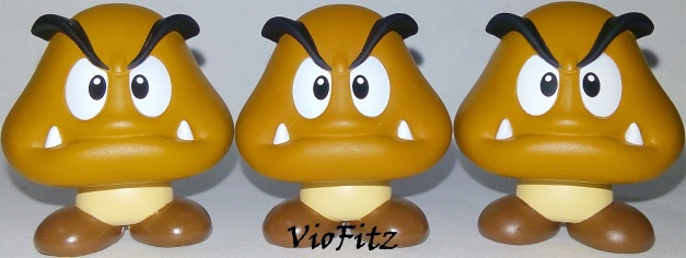 That's 3 Goombas for you!