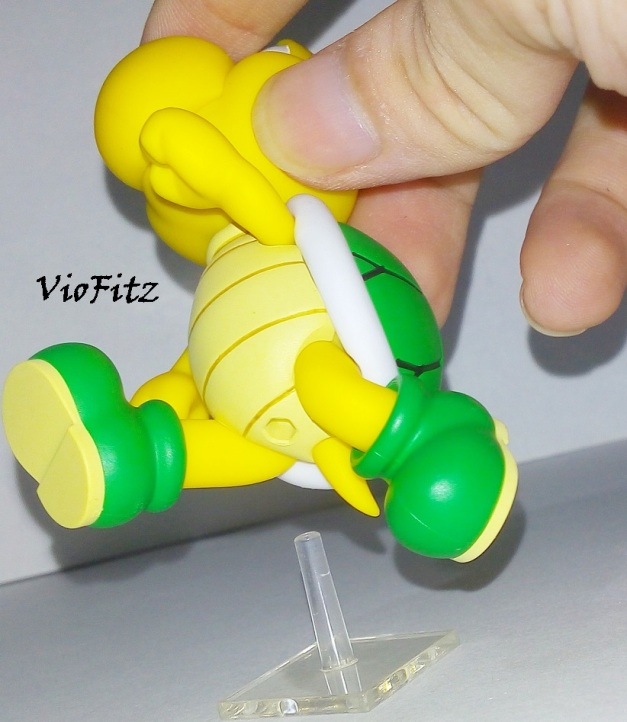 Koopa Troopa Joint Attachment