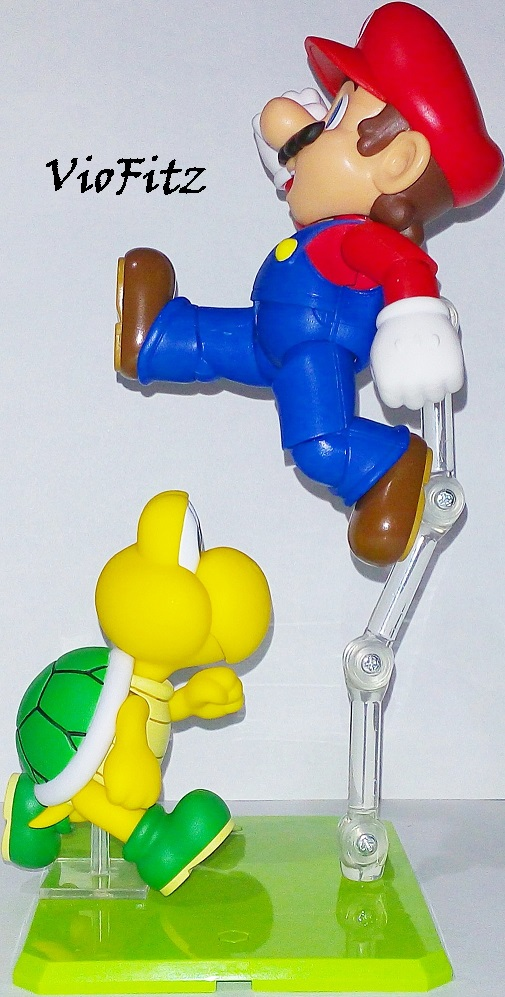 "Mario: ""Wohoo!"""