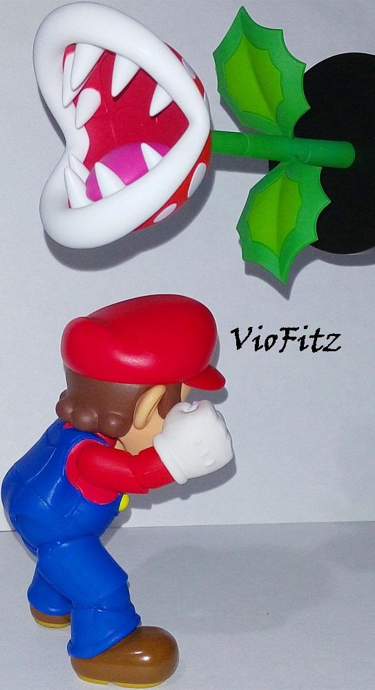 """Mario: """"Oopsie!!"""""""