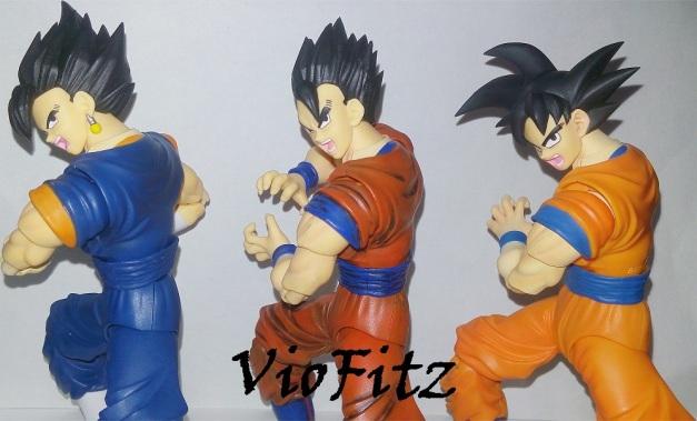 """Vegetto, Gohan & Goku: """"HAAAAMEEEEEEE......"""""""